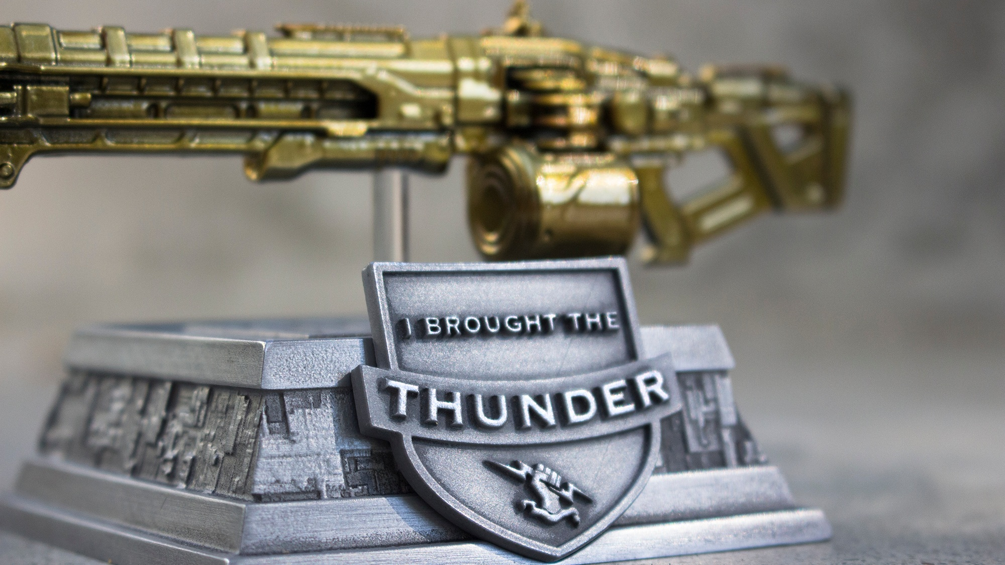 Bungie Thunderlord Trophies