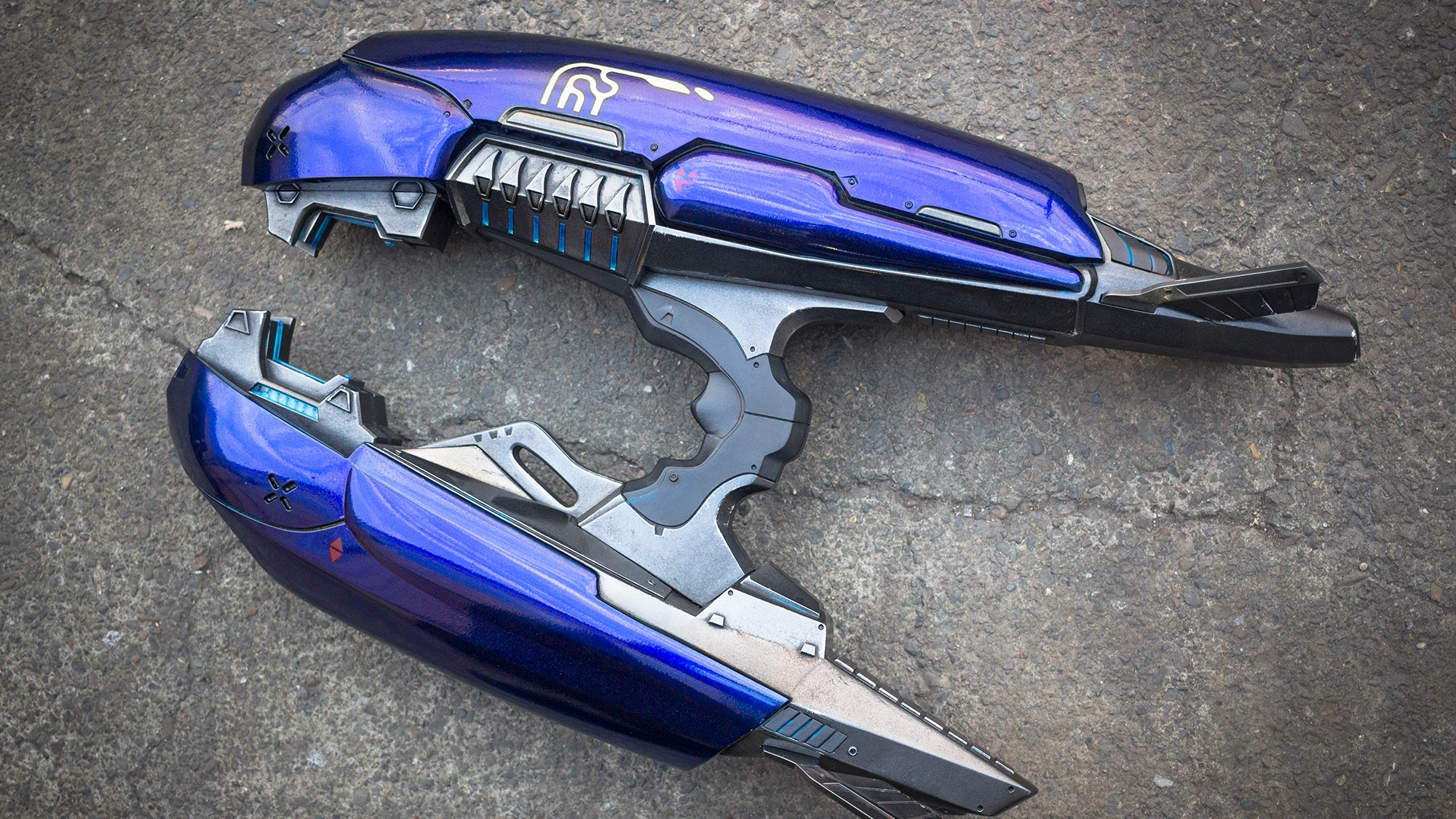 Halo- Plasma Rifle