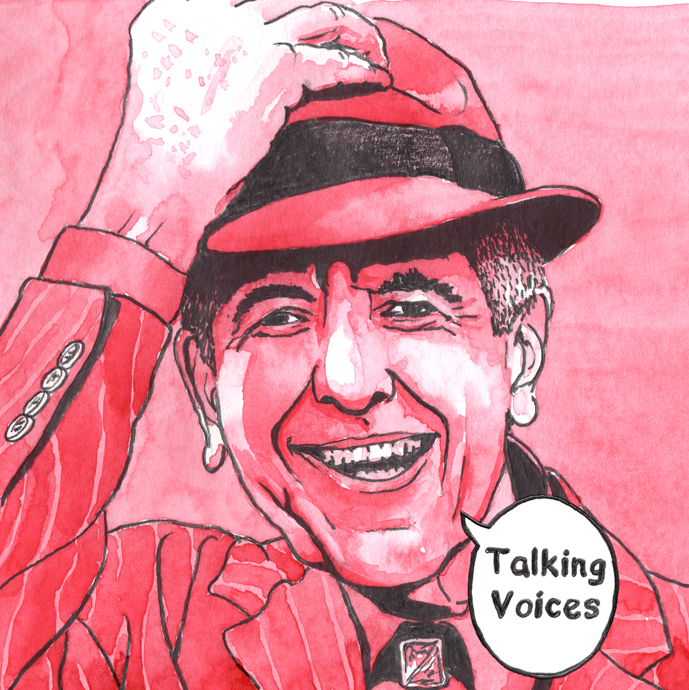 LEONARD COHEN'S TALKING VOICES
