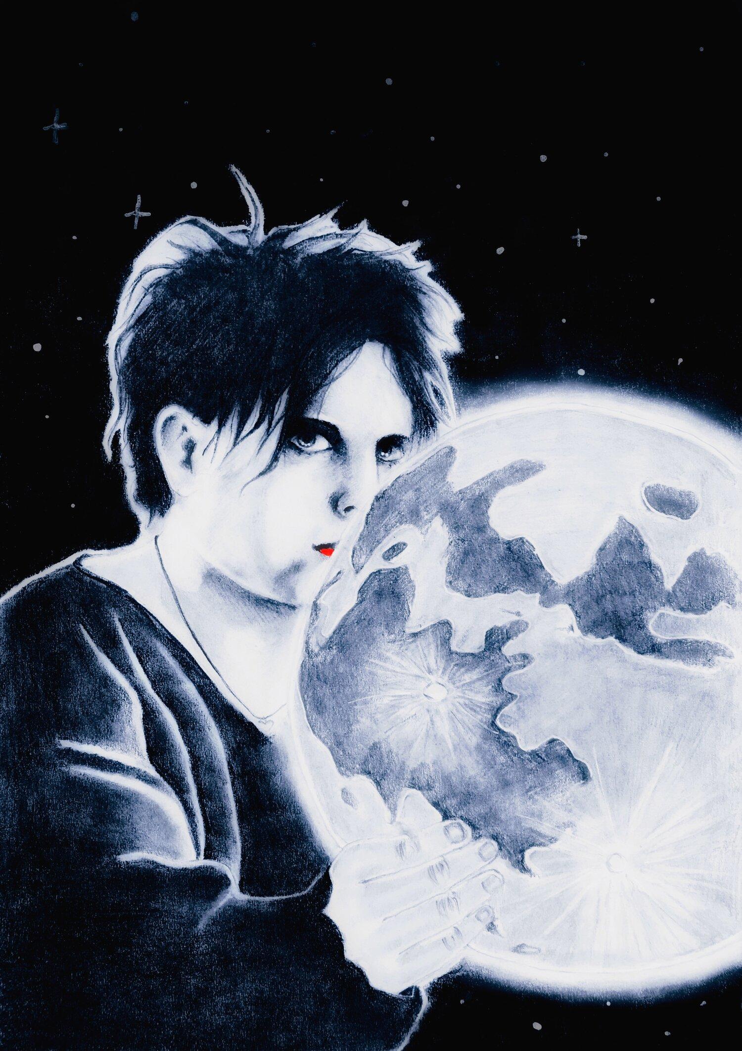 Robert Smith by Lina Moon