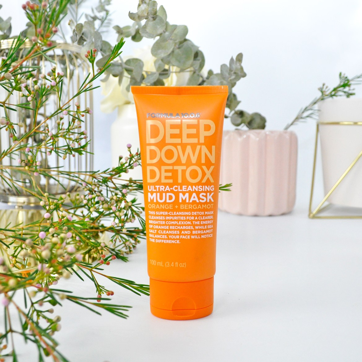 Deep Down Detox Ultra-Cleansing Mud Mask ($6.99)