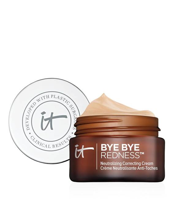 IT Cosmetics Bye Bye Redness Neutralizing Correcting Cream ($32)