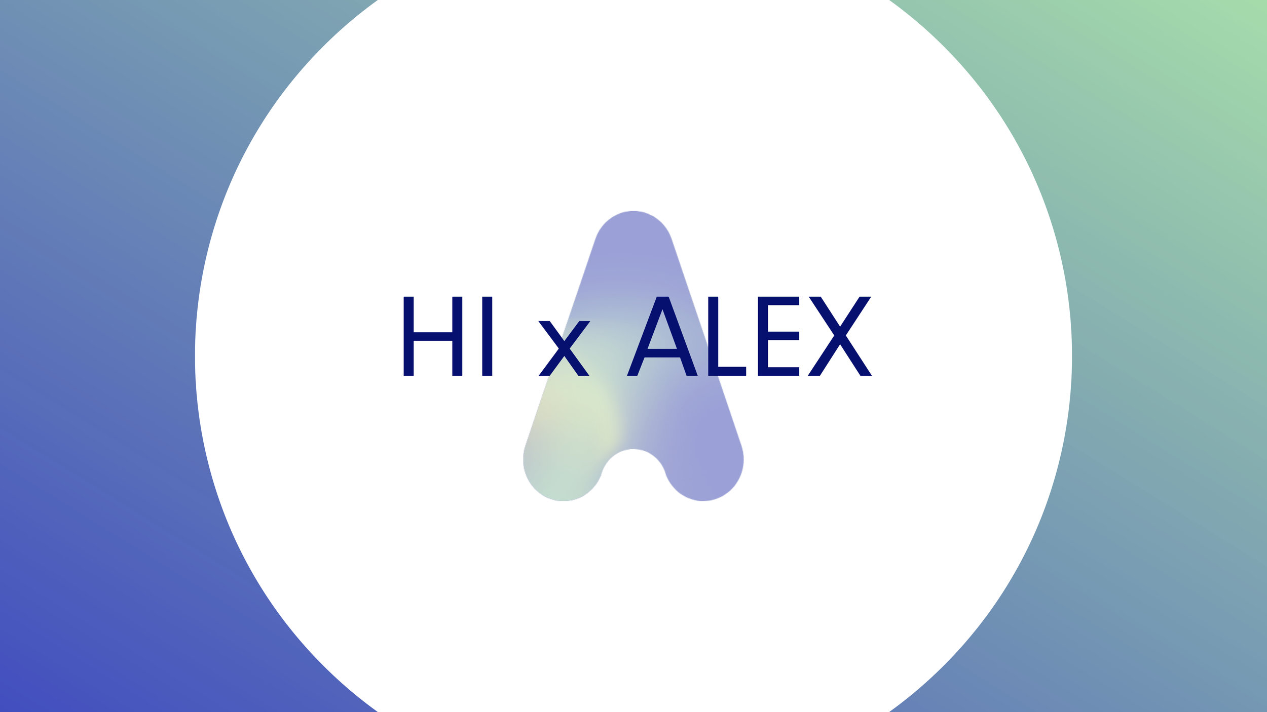 Economy of Content with Alex, the app.