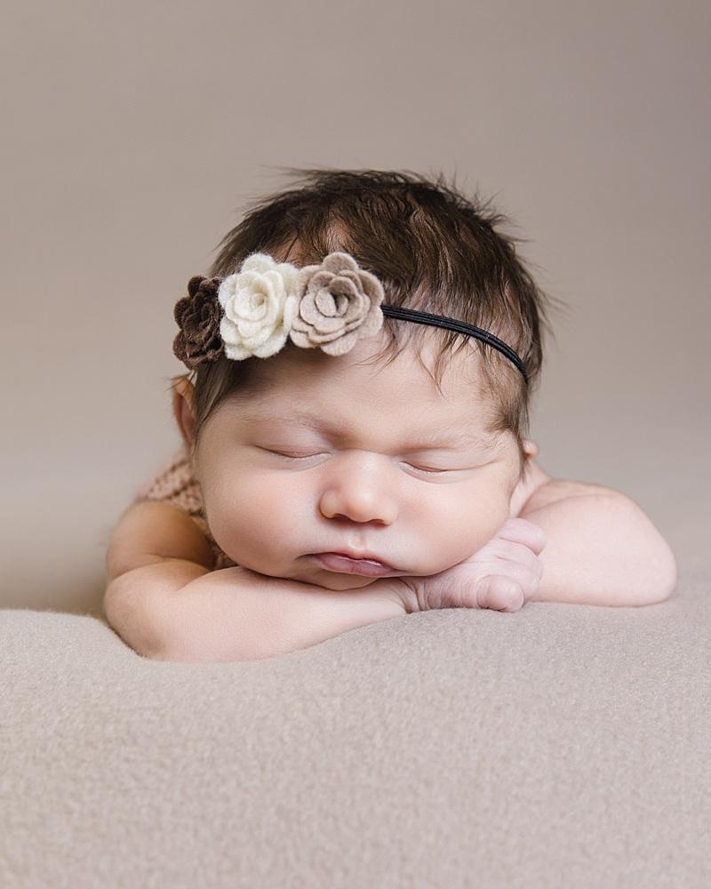 Nyfødtfoto -