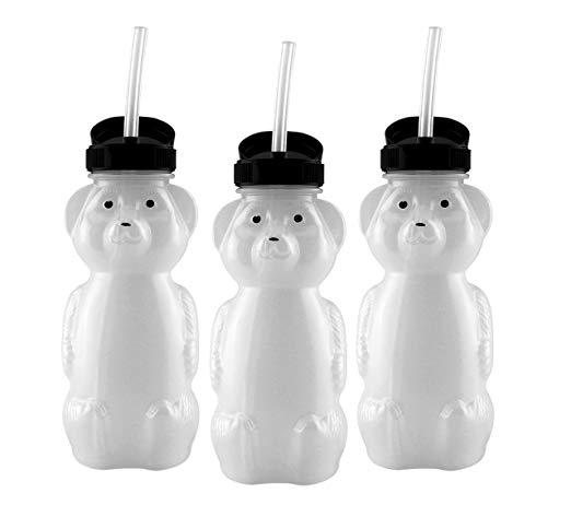 Honey Bear Cups