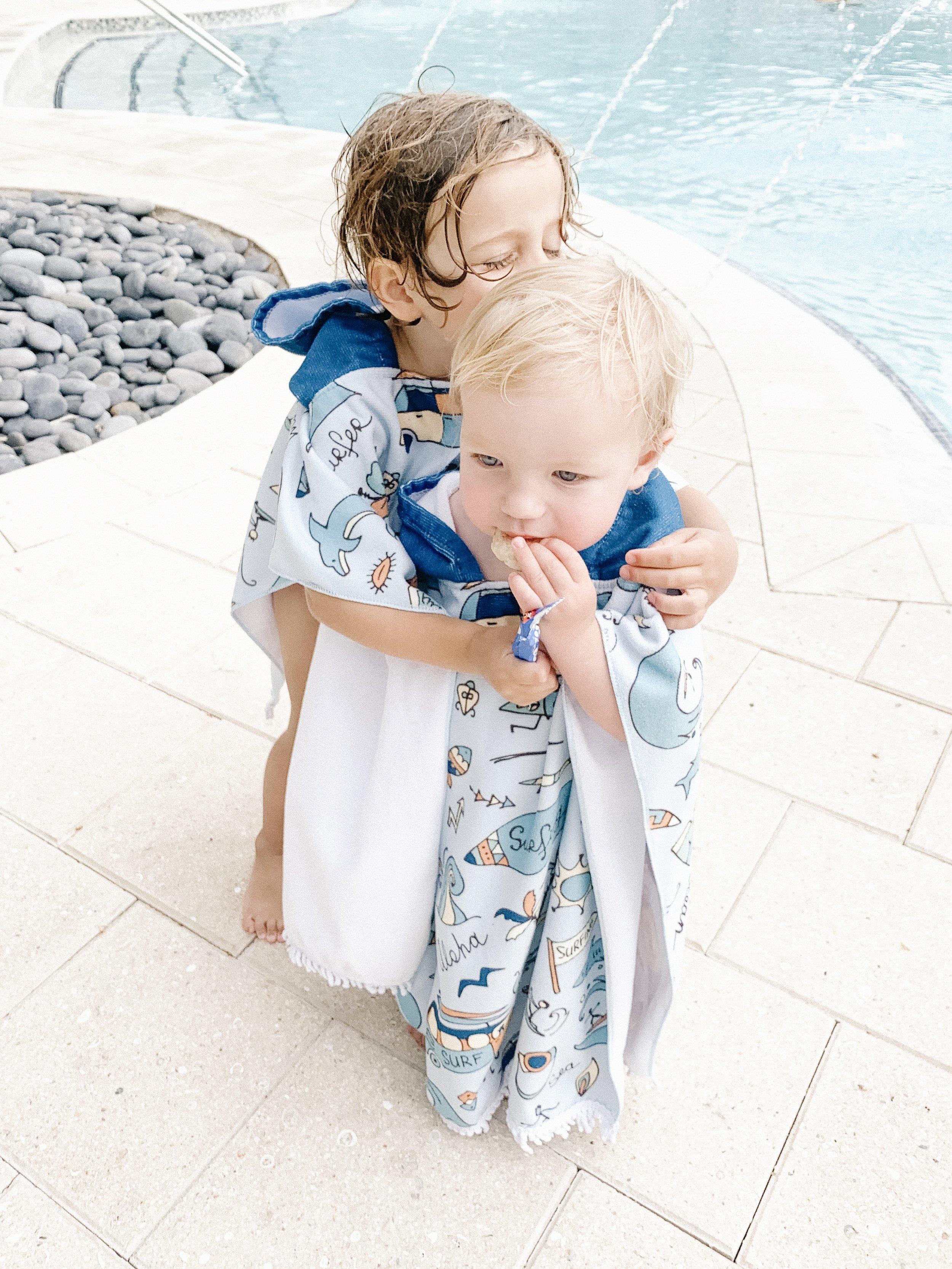 Summer Pool Bag Essentials