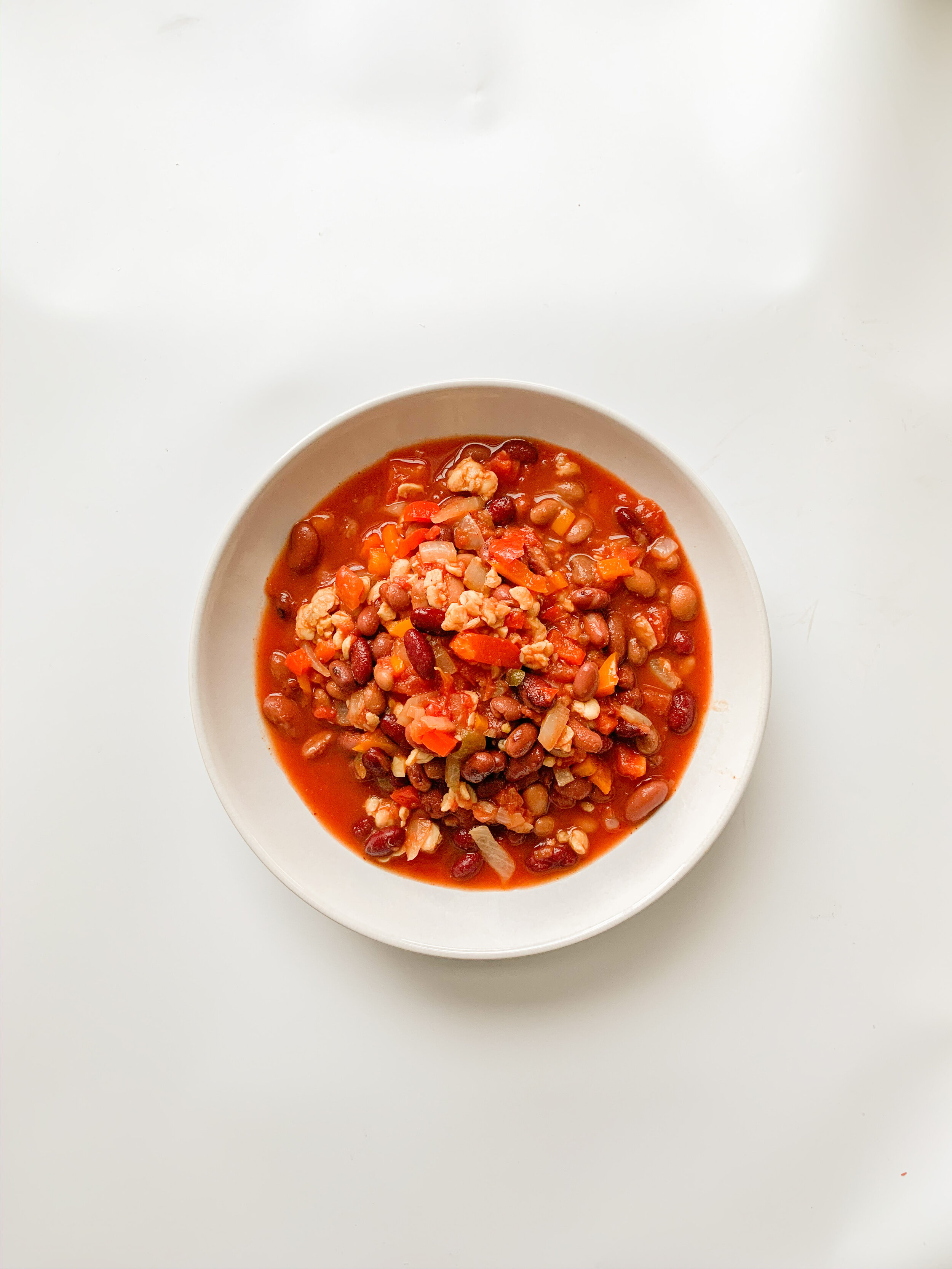 Taco Chili Anew Well Sports Nutrition