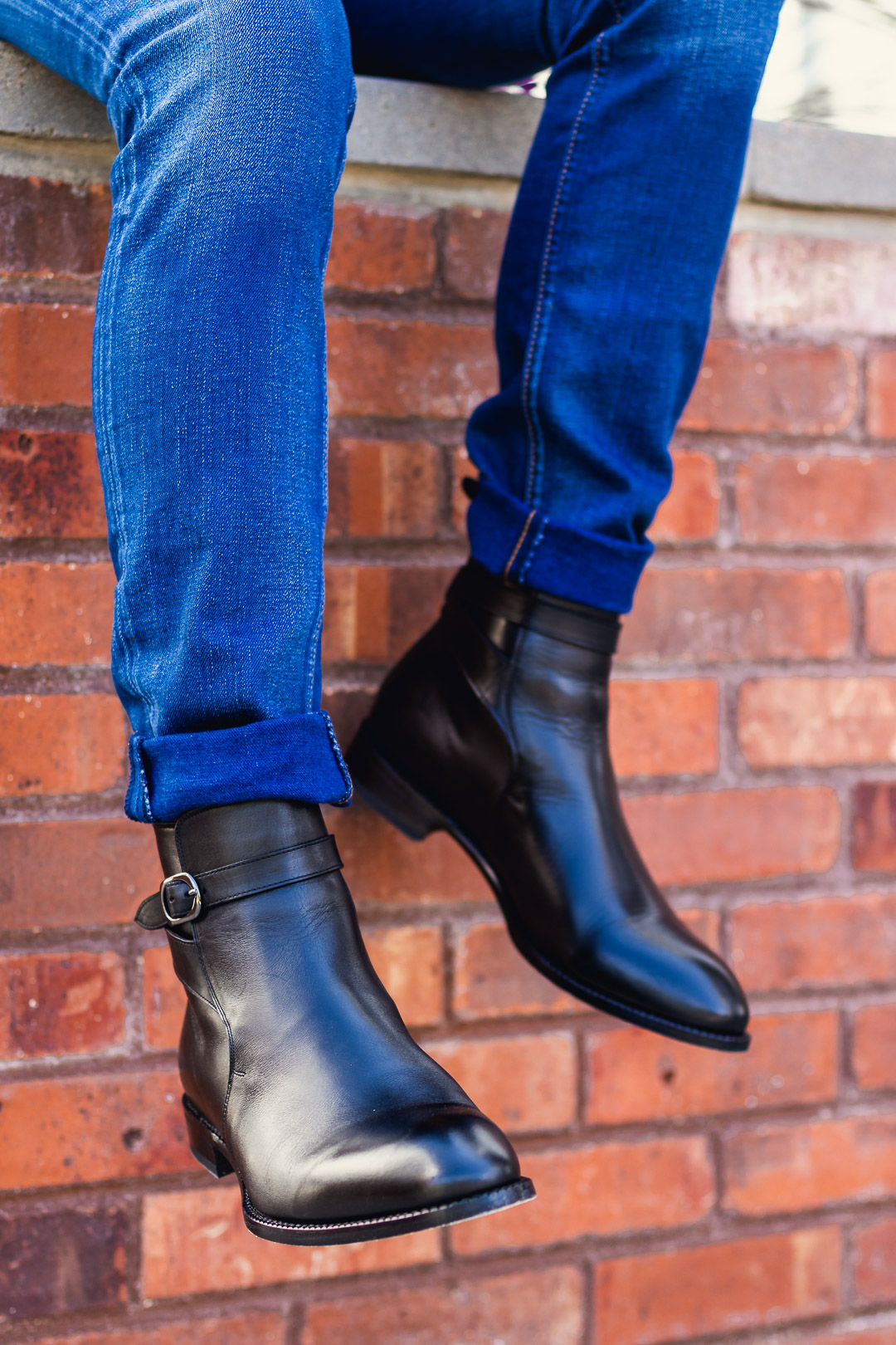 Cuff That Denim! - Show off the boots with your casual looks!