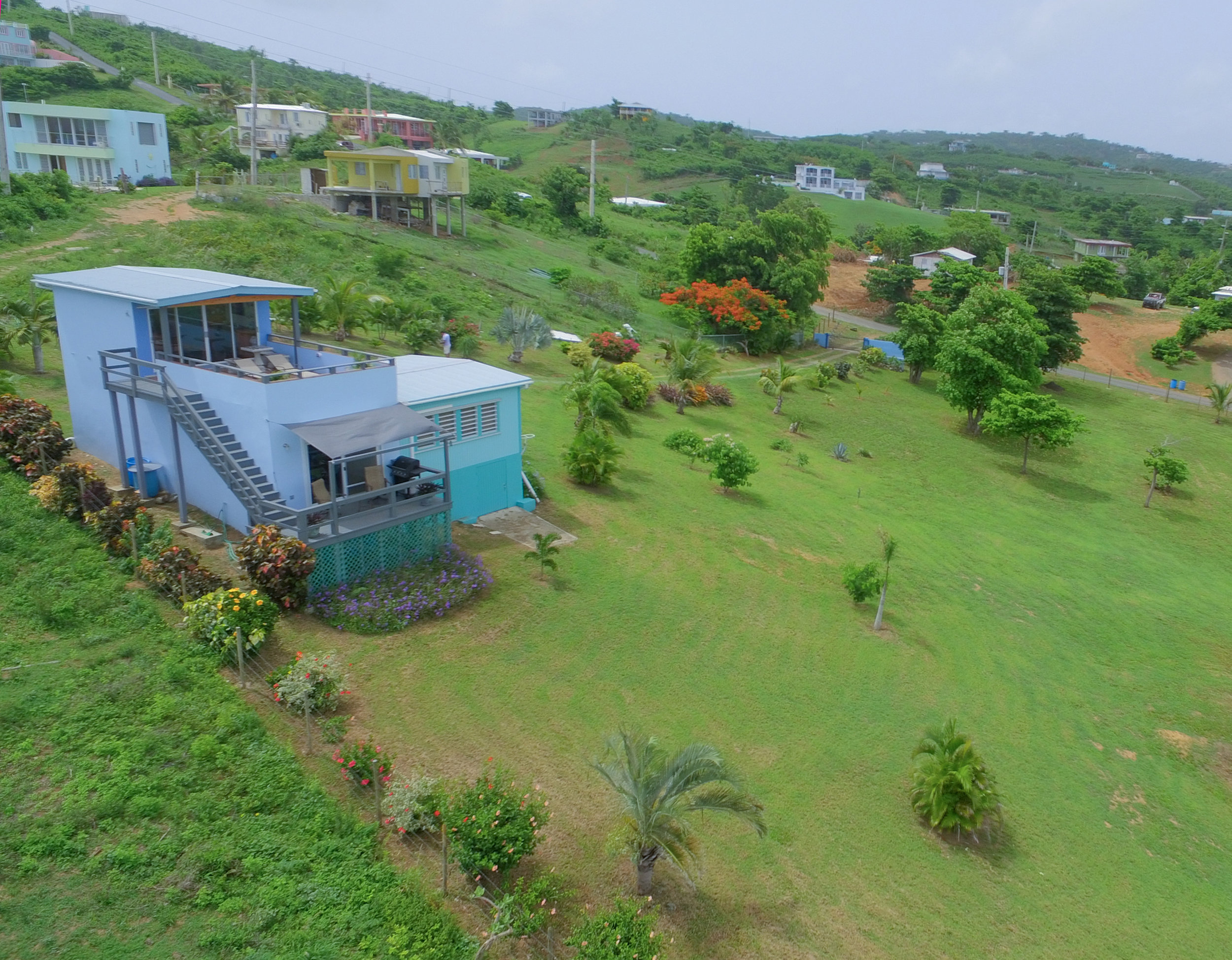 Colores Del Mar, $395,000, 2 Bed, 2 Bath  Bastimento Heights, Vieques, PR