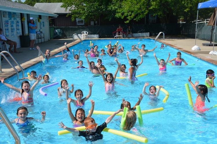 Swimming & Instruction  -
