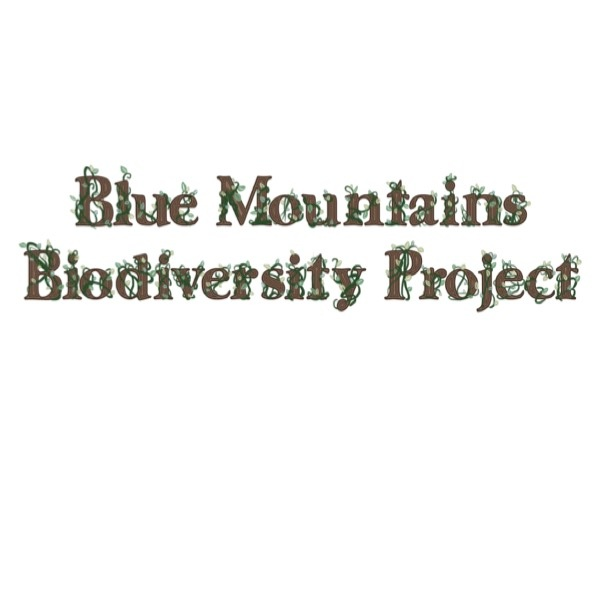 Blue Mountains Biodiversity Project