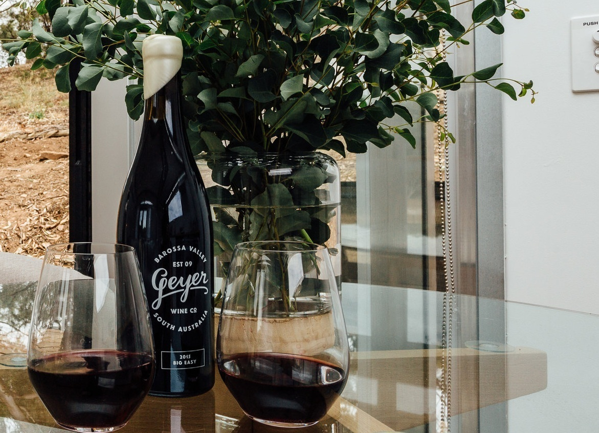 Geyer Wine Co - one of our favourites...