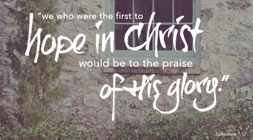 the mystery of the hope of glory || colossians 1:24-29 || sarahsandel.com