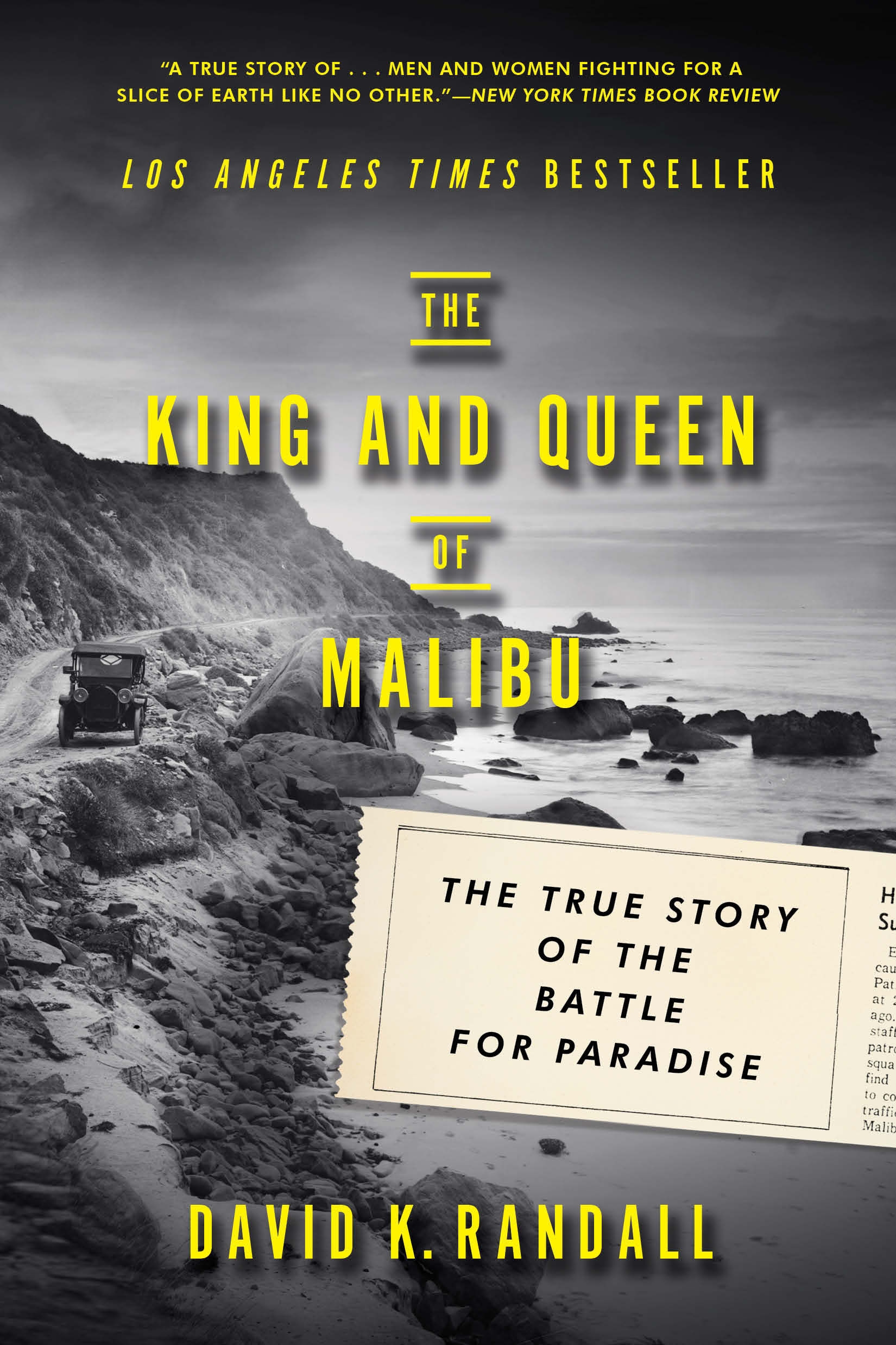 THE KING AND QUEEN OF MALIBU - The true story of the battle for paradise.