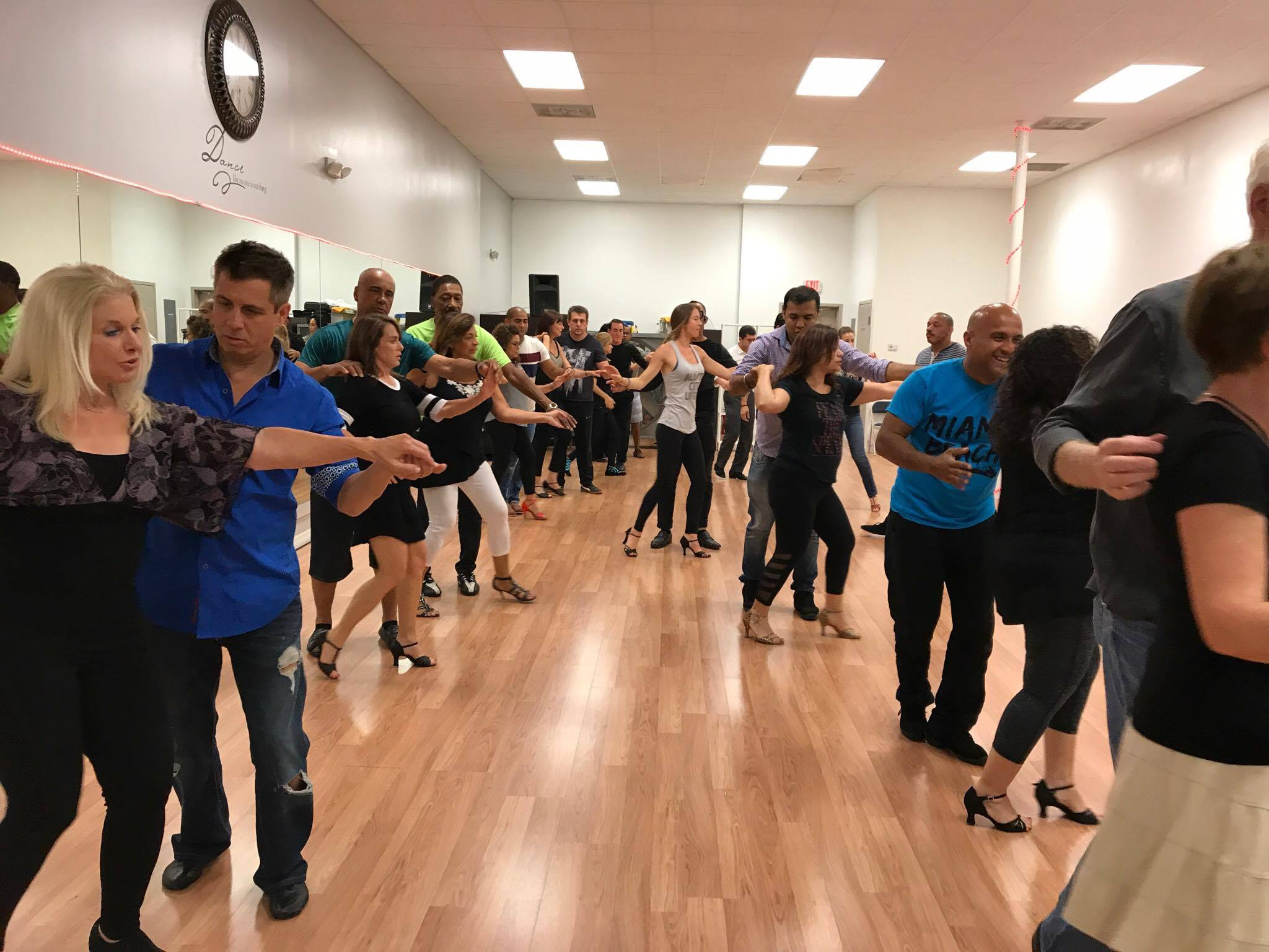 Experts in Latin Rhythm & Dance - Mambo Factory Salsa & Bachata Classes
