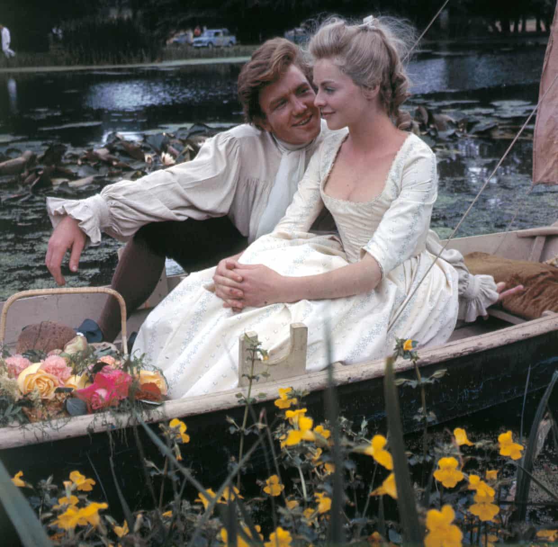 Albert Finney in Tom Jones (1963)