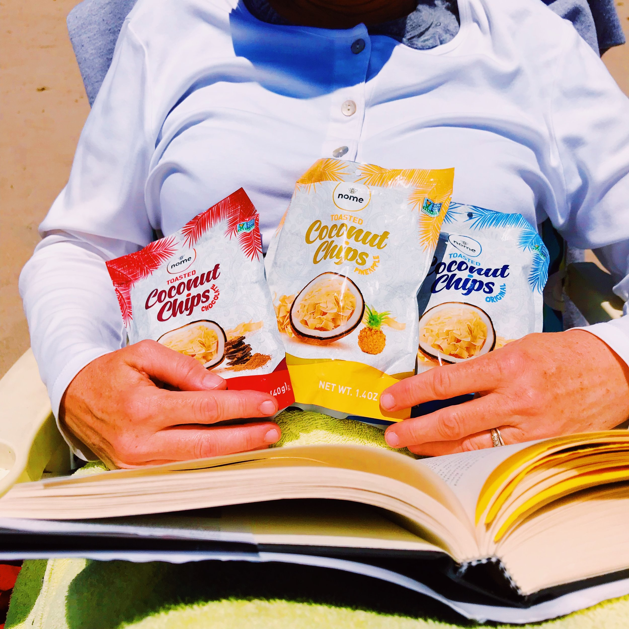 """Q/A w / Nome: """"Are there any high-fat low-carb snack products?"""""""