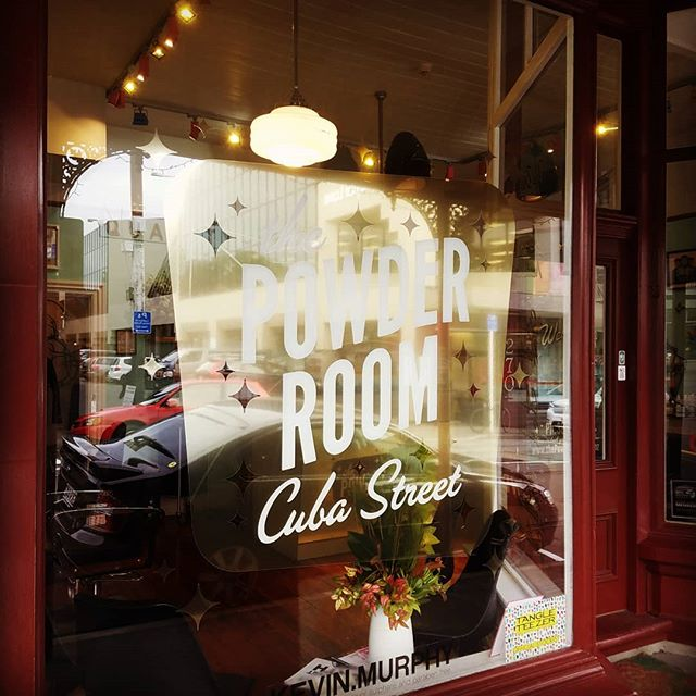We're really excited to join in transforming poorer communities with overseas @thepowderroomcuba 😇  These guys are already amazingly sustainable, we're privileged to join them in what they are already doing!  #sustainable #wellington #hairdonation #haircollect