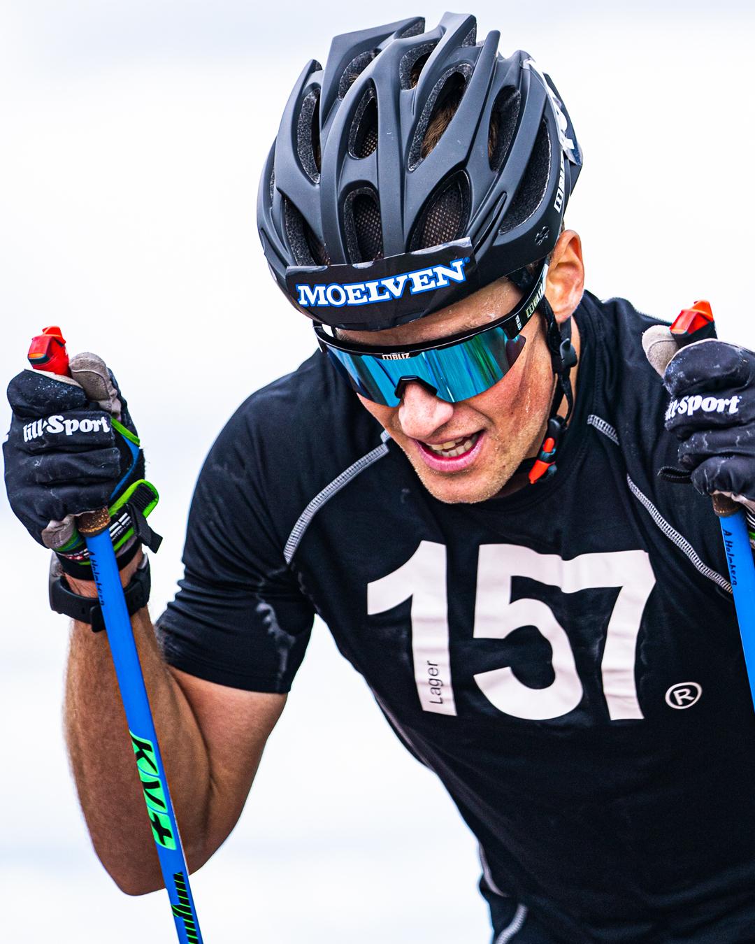Andreas Holmberg, Lager 157 Ski Team