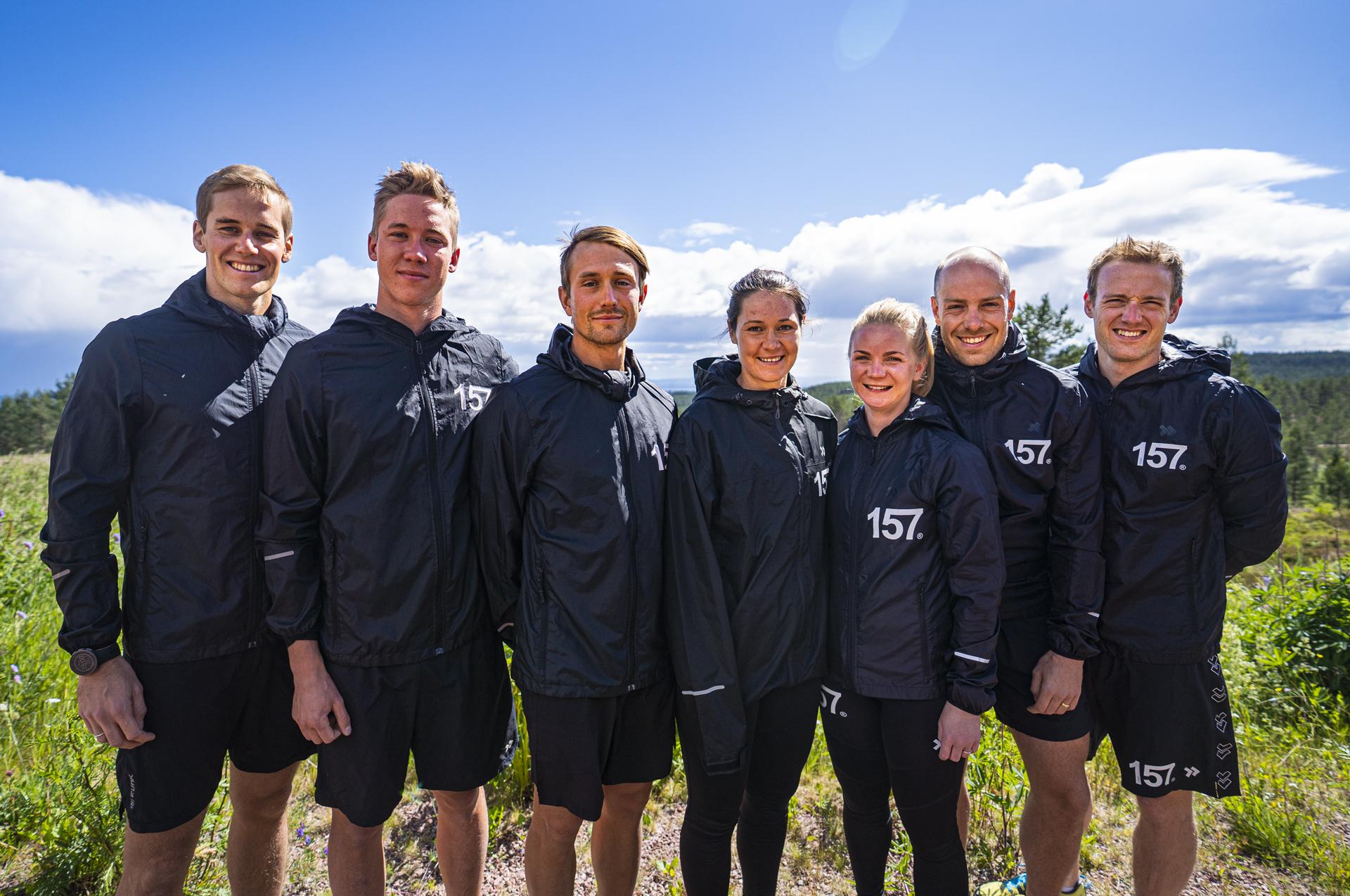 Lager 157 Ski Team