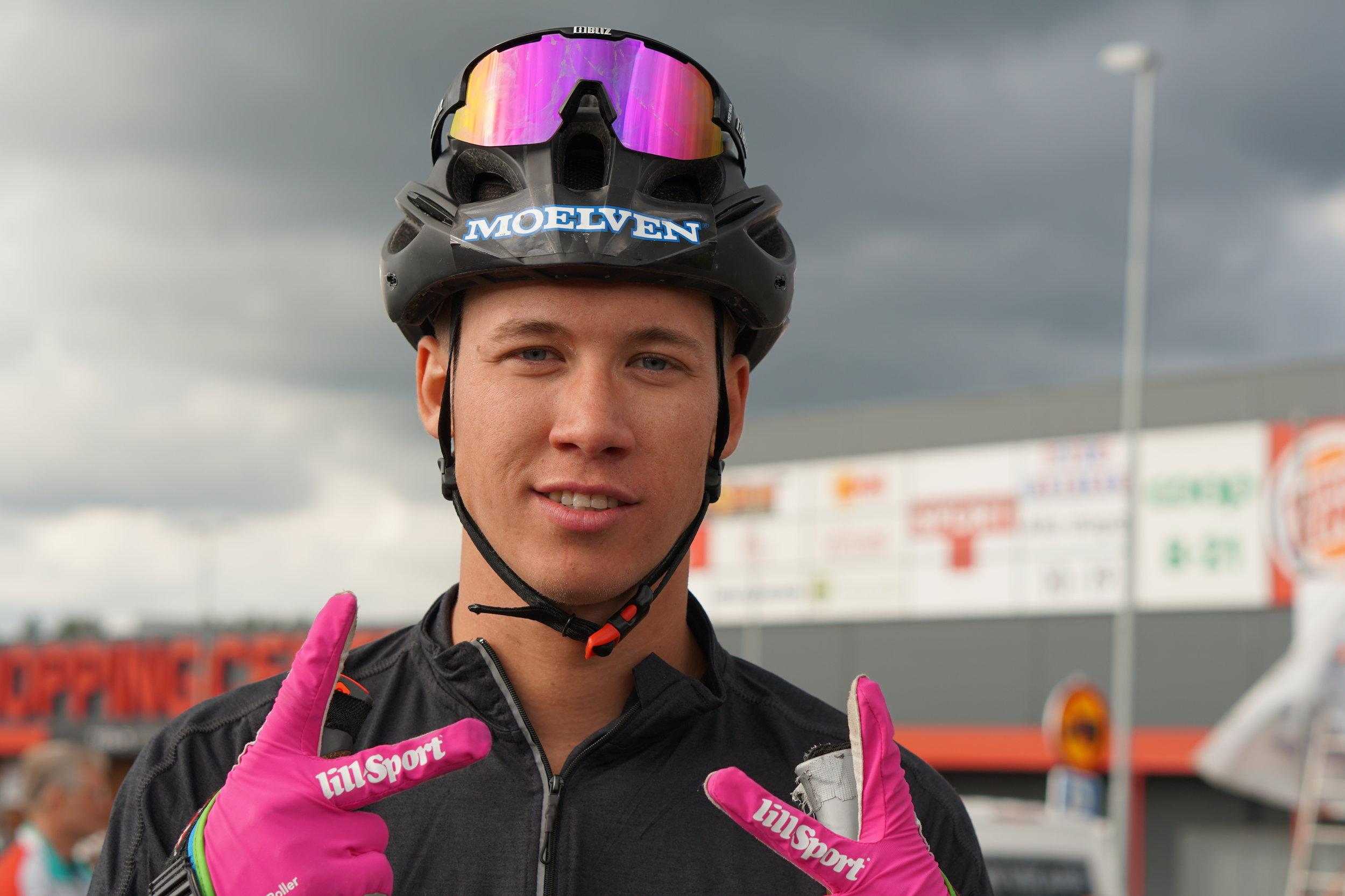 Emil Persson, Lager 157 Ski Team