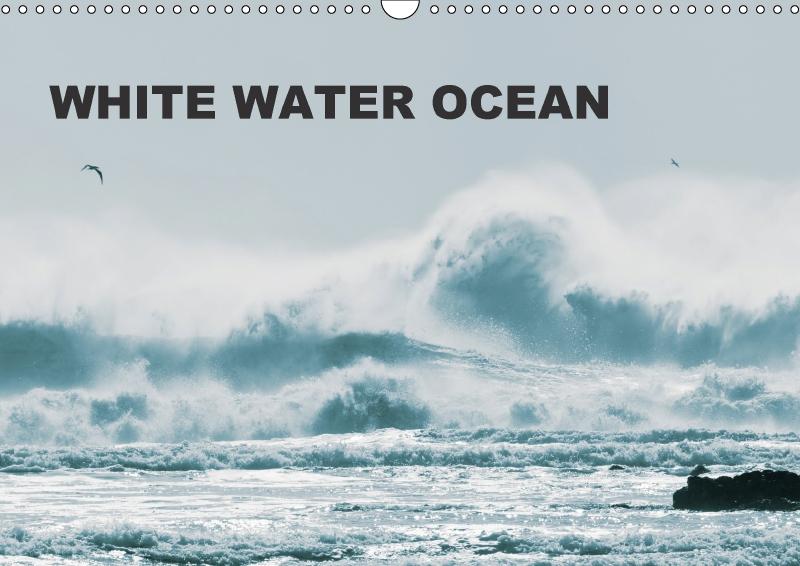 White Water Ocean