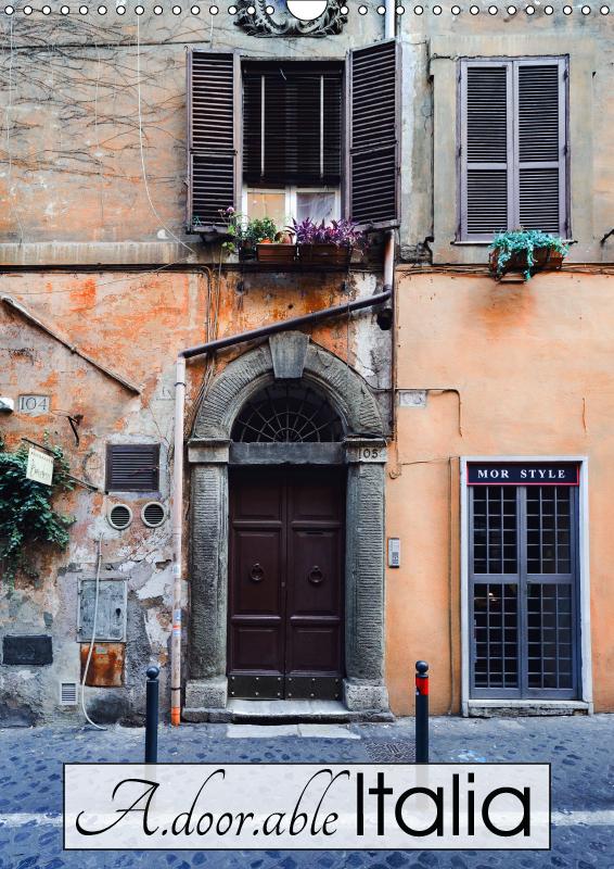 A.door.able Italia : Adorable doors of Italy