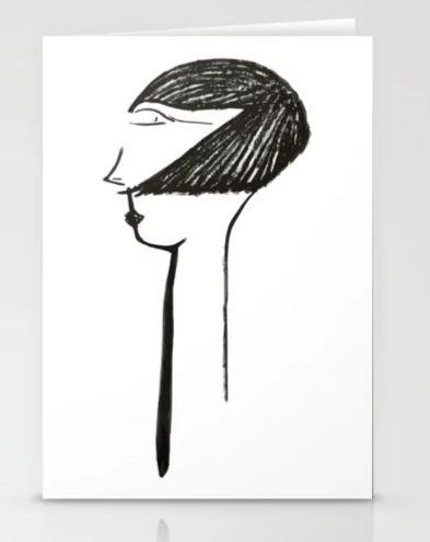 Profile Stationery Cards
