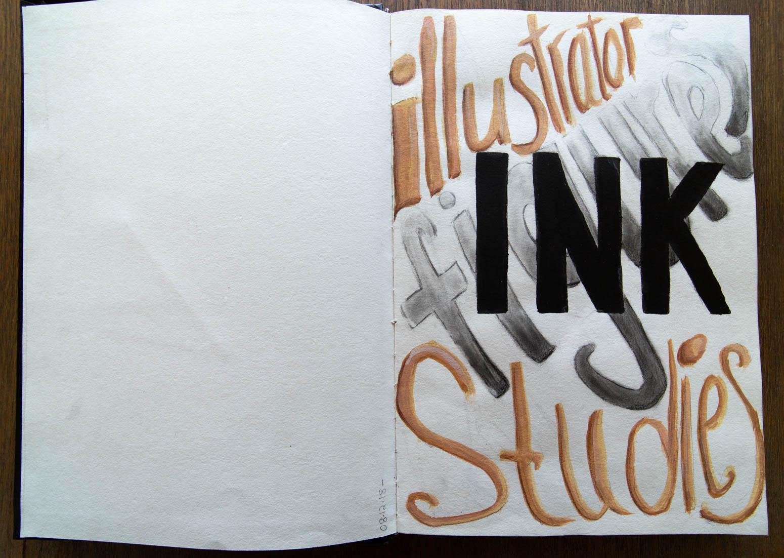 Illustrator Diaries