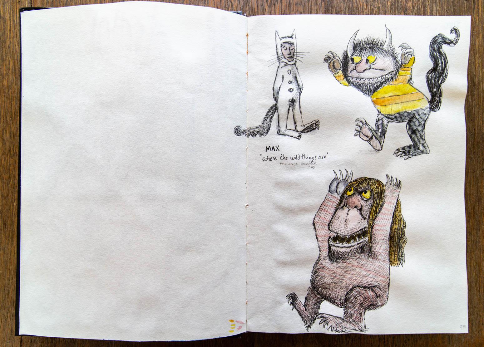 Maurice Sendak- illustrator Study