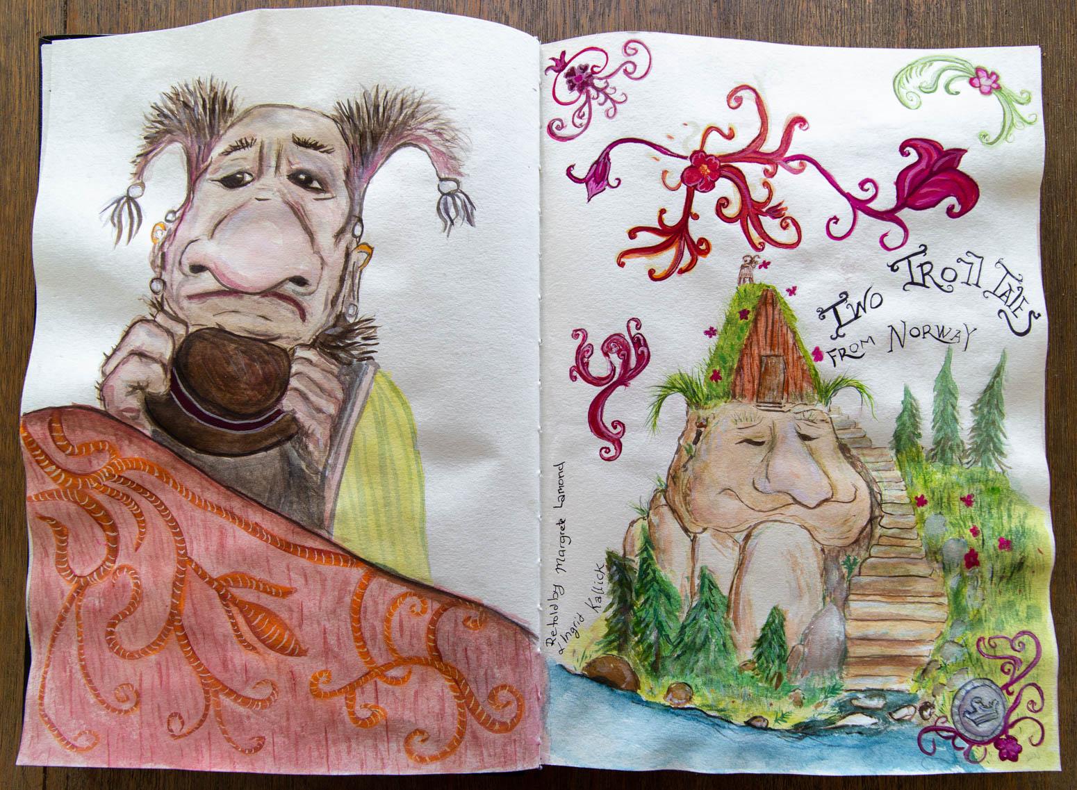 Ingrid Kallick - Illustrator Studies