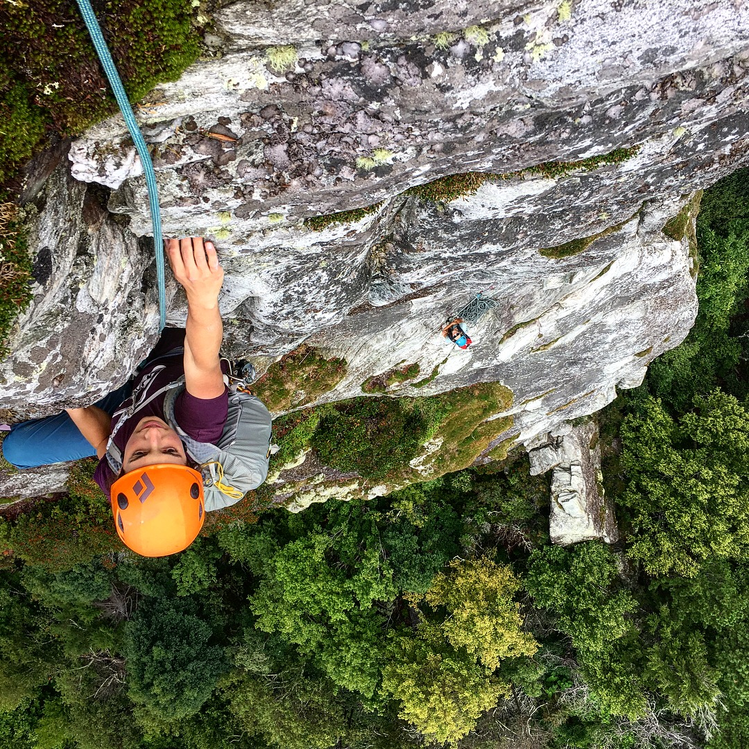 North carolina - Within the lush forests of Western NC lies the most majestic climbing in the eastern US. Though I no longer live in the great north state, I am still psyched to call myself a North Carolinian![ 5+ Days or Courses, Only On Request]