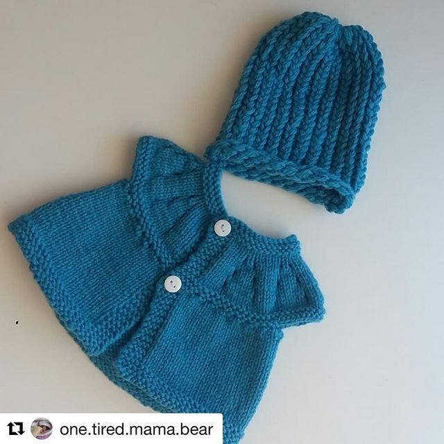 #Repost @one.tired.mama.bear with @get_repost ・・・ Today I am asking for your help! To provide much needed assistance to those in Flint, Michigan, I am selling this knitted cardigan and hat set for a $15 donation to @packyourbackmi through @knittersforflint. This is a great preemie/newborn set knitted with super soft acrylic. PM me or comment if you'd like it or for more details! 🐻  #knittersofinstagram #knitallday #charityknitting #charity #bekindtooneanother #yarnlover #yarnobsessed #yarnaddict #yarnstash #makersofinstagram #makersgonnamake #babycardigan #knitforflint #knit4flint #flintmichigan #momlife