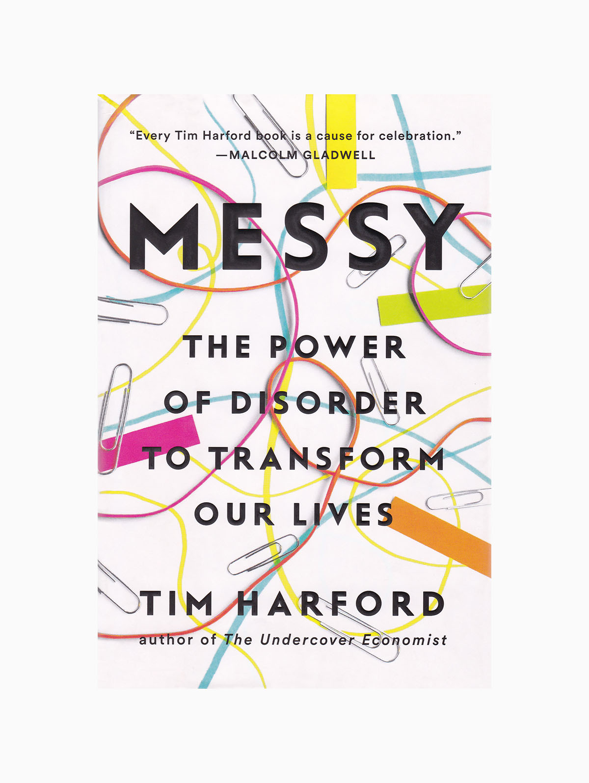 Messy (2016) currently has a rating of 3.92/5 on goodreads (as of April 2019). -