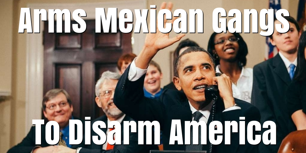 operation Fast and furious - American guns sold to Mexican gangs