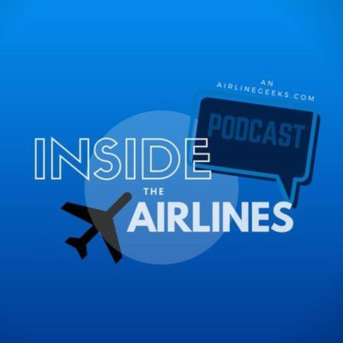 "The second logo and social media profile image for ""Inside the Airlines."""