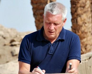 Steve Burrows, CBE