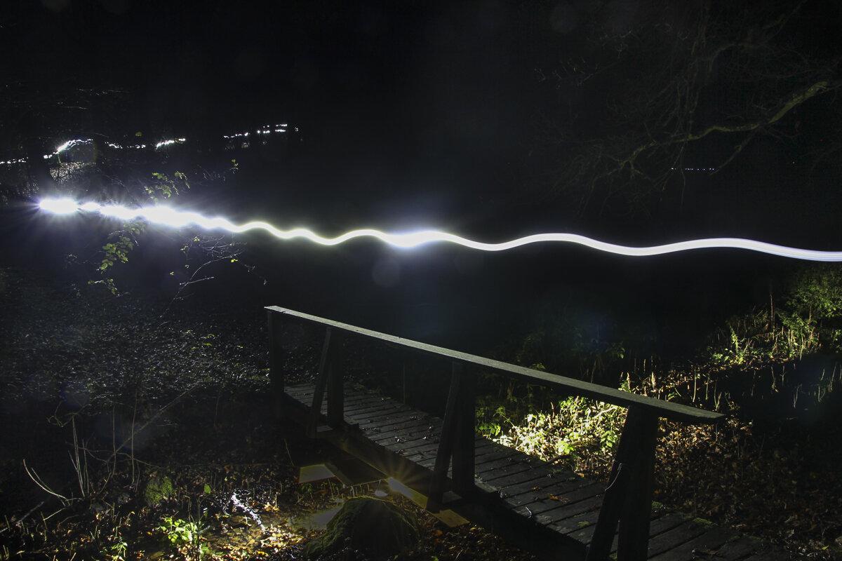 Night Trail Runs själ