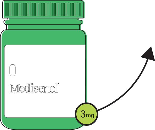 Low Dosage THC Capsules