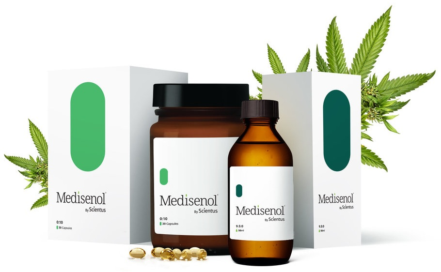 Medisenol's Patented Extraction