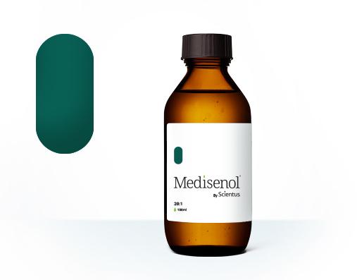 25 mg THC Oil