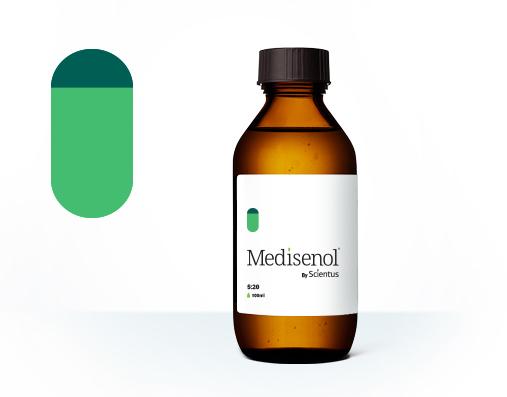 5 mg THC/ml & 20 mg CBD/ml Cannabis Oil