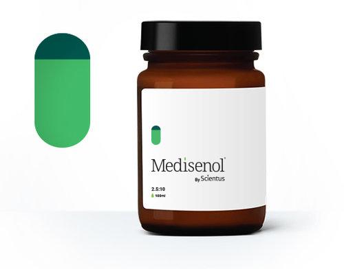 5 mg THC/ml & 20 mg CBD/ml Capsules