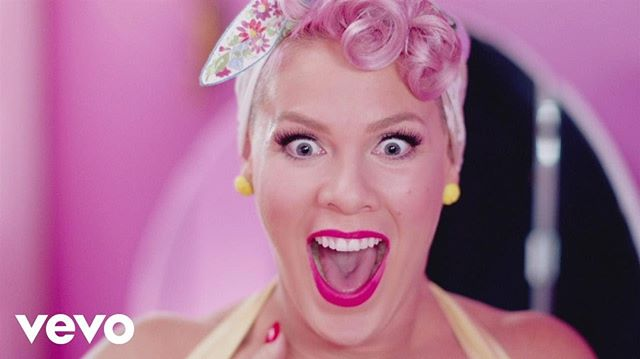 Were you lucky enough to get tickets to P!nk's Beautiful Trauma show tonight at the RDS?  If you are one of the lucky ones then check out the stage times, you won't want to miss a minute!  Doors: 17:00 Kid Cut Up: 17:00 Bang Bang Romeo: 18:50 Vance Joy: 19:40 PINK: 20:40  Here's a little video to keep you going until then... #pinksinger #pink #aleciamoore #pinkthesinger #pinkfans #beautifultrauma #pinkfan #pinkiesfamily #aleciabethmoore #aleciabeth #pinkies #imnotdead #singerpink #beautifultraumatour #legend #pinktour #album #beauty #queen #beautifultraumaworldtour #bethwsh #pinklovers #pinkfamily #musicvideo #pinkofficial #song #cdcollector #specialedition #lafacerecords #bhfyp