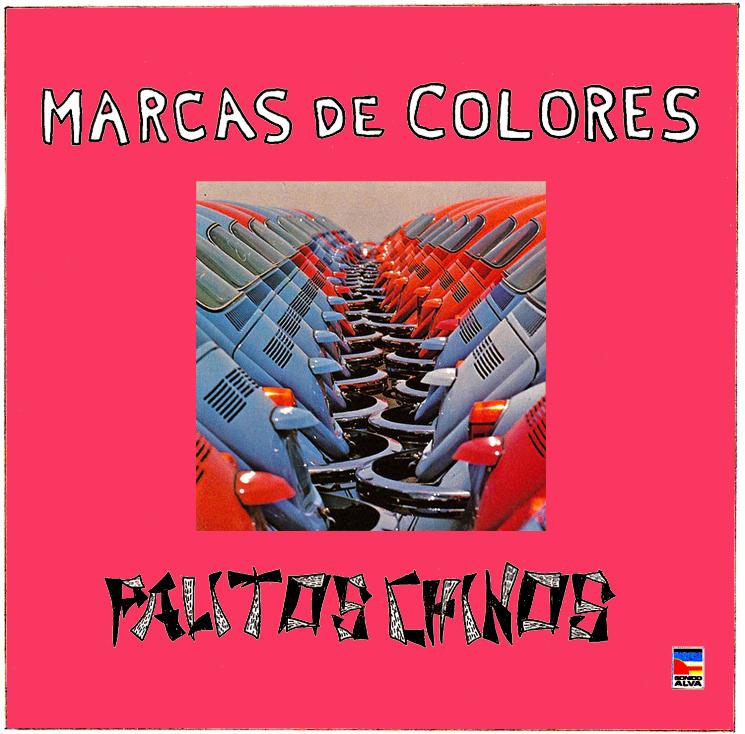 Marcas de Colores