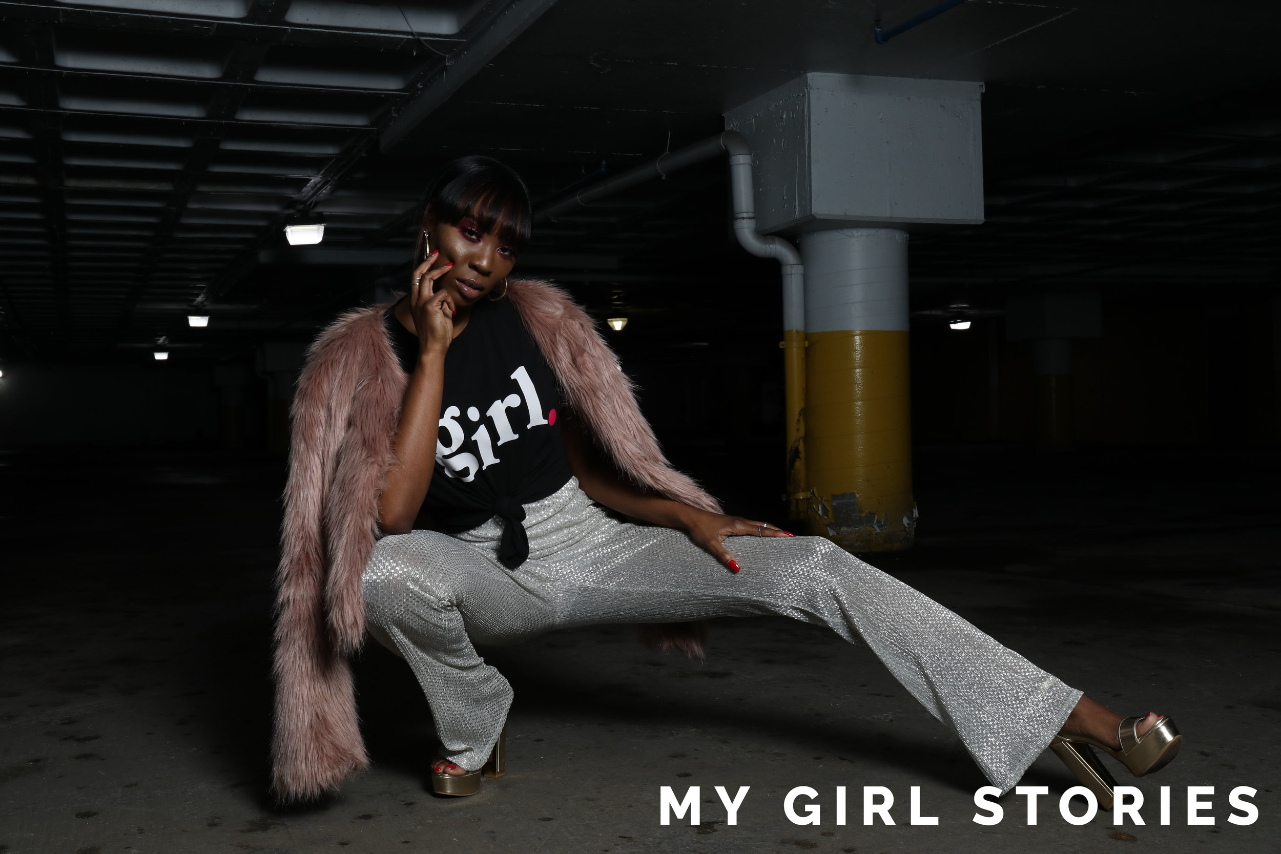 ATLANTA MODEL WHITENEY SUBER ROCKING MY GIRL STORIES TSHIRT BY JASMINE DIANE.jpg