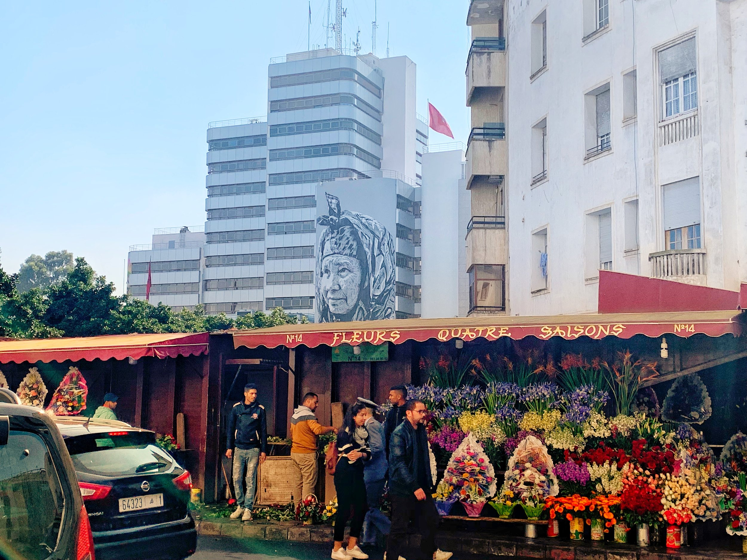 Copy of Flower Market, Rabat