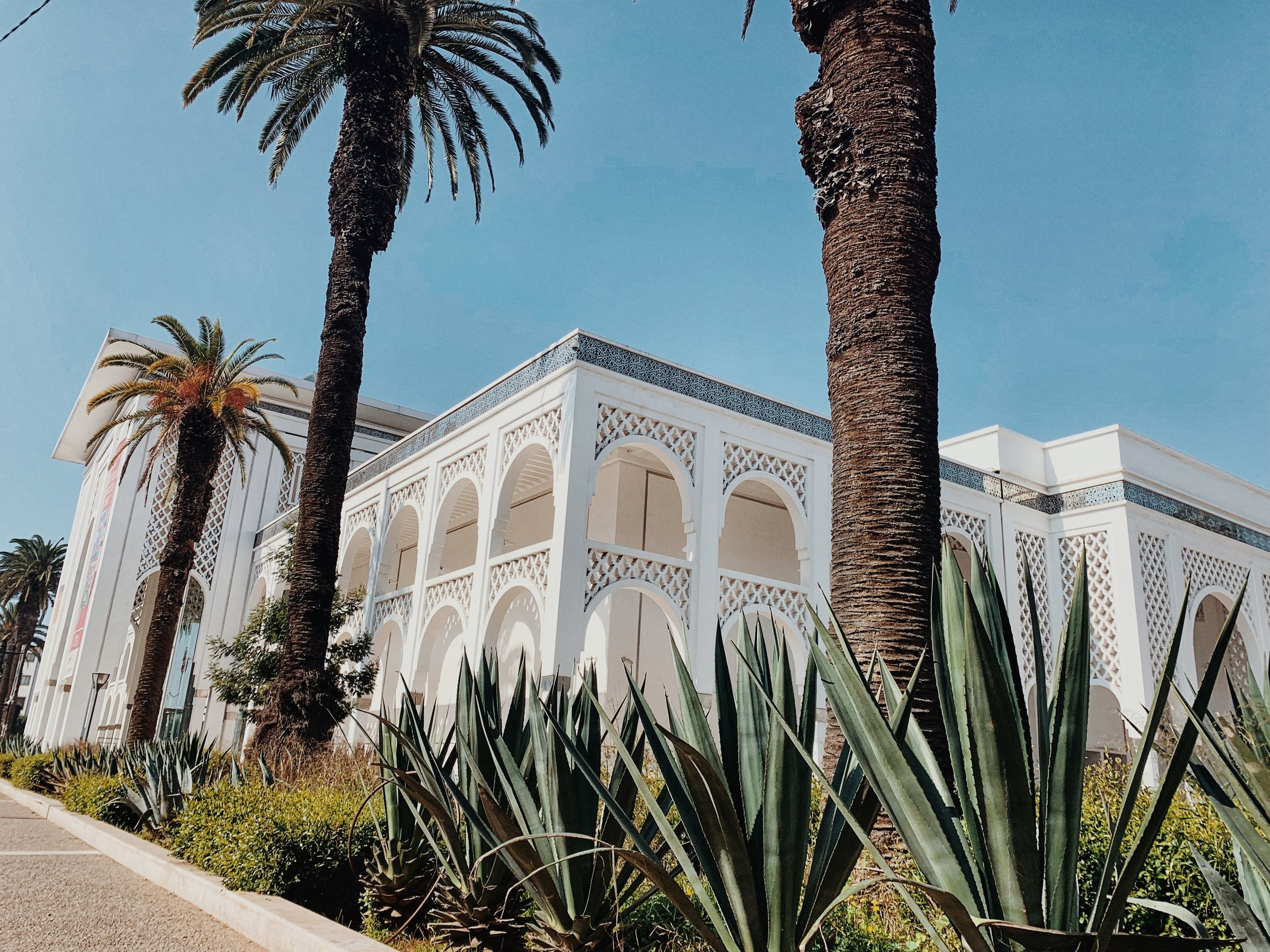 Mohammed VI Museum of Modern and Contemporary Art, Rabat