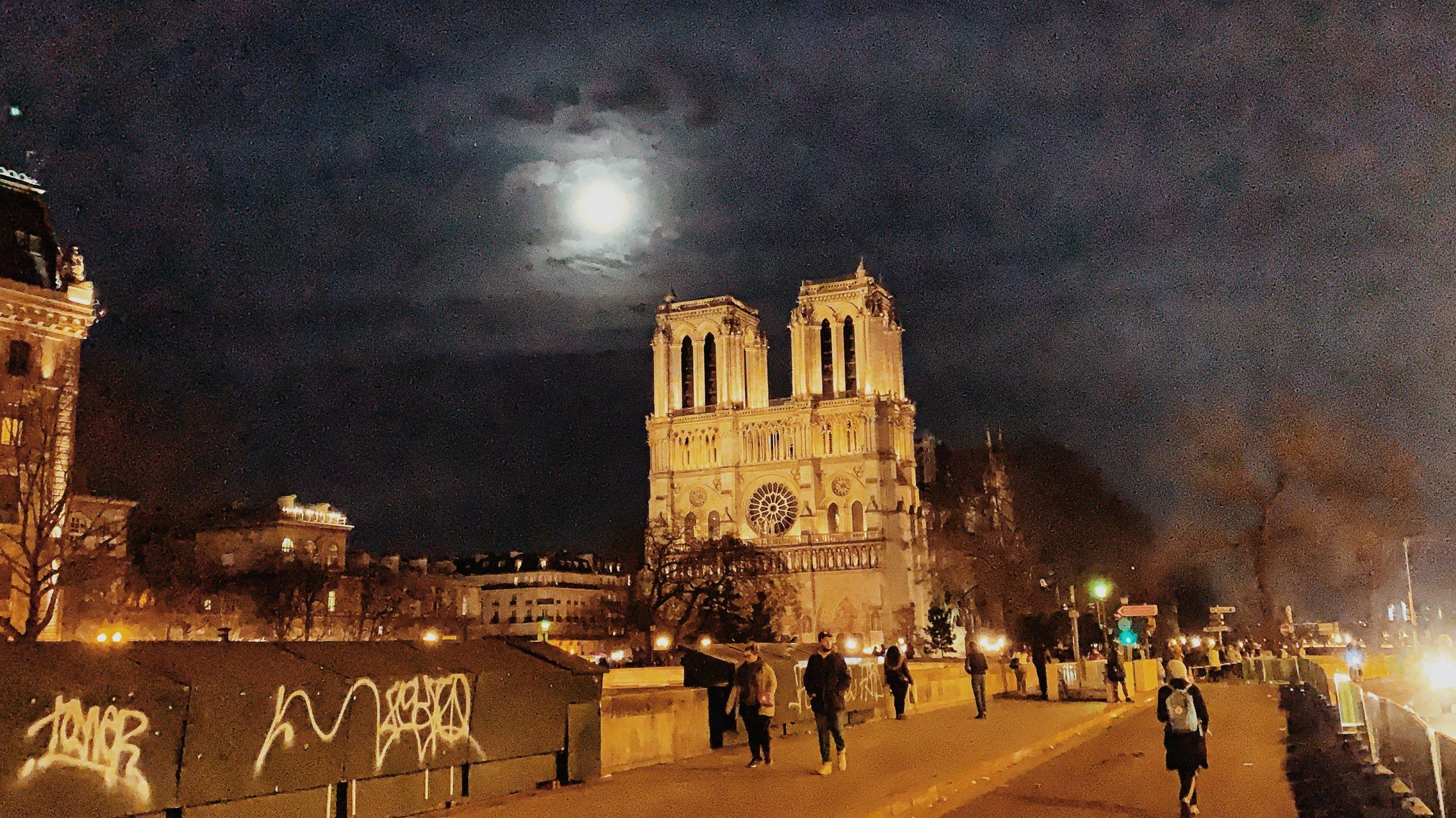 Cathédrale Notre-Dame de Paris, Paris