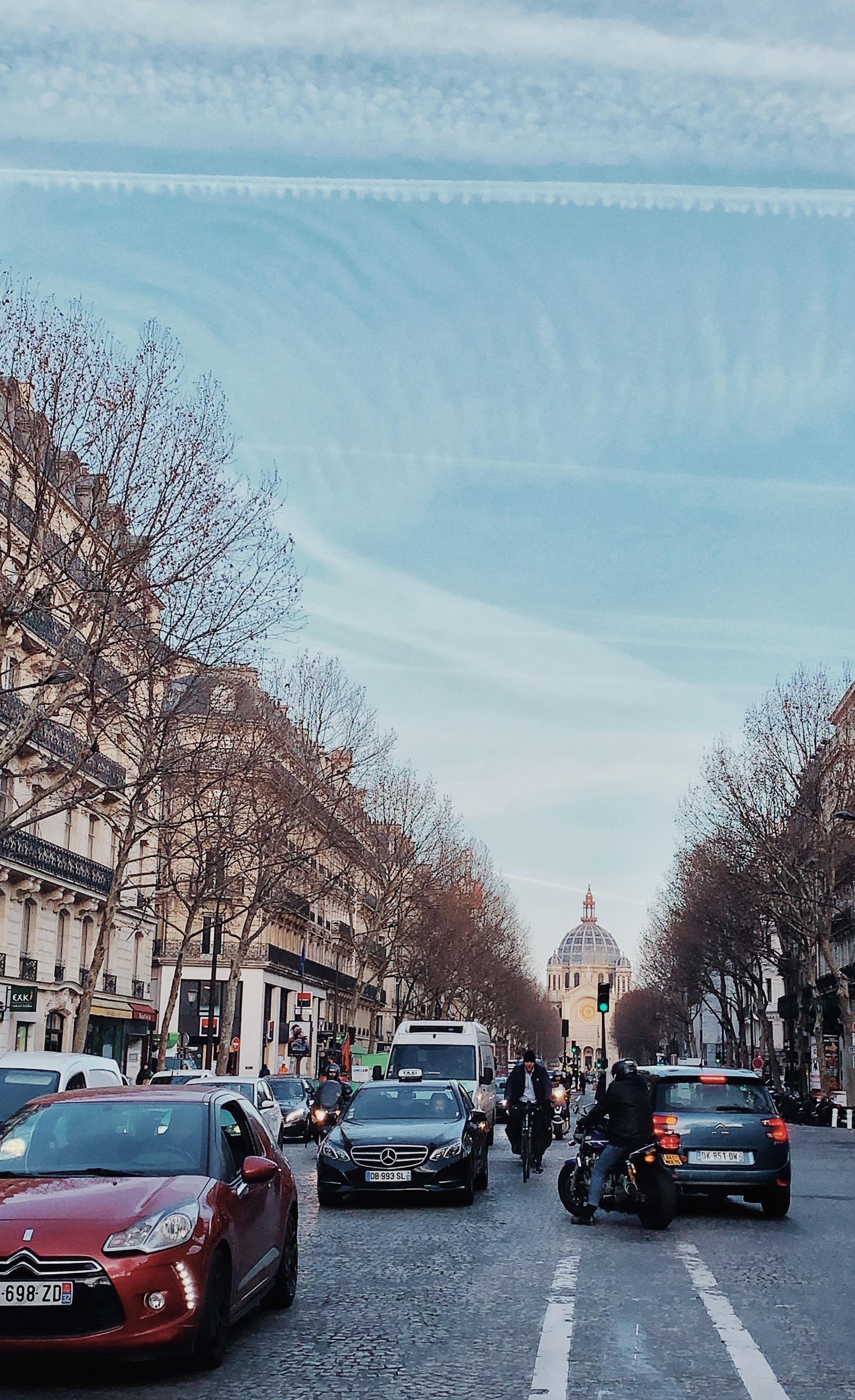 boulevard malesherbes, Paris